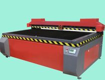 CO2 laser cutting machine 1800 x 1300 mm | PC-1813LD Jinan Penn CNC Machine CO.,Ltd.