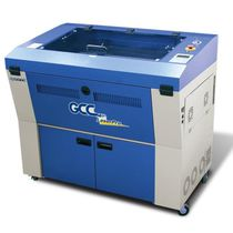 CO2 laser engraving machine 640 x 460 mm, 12 - 60 W | Spirit LS GCC