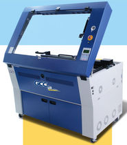 CO2 laser engraving machine 860 x 610 mm, 30 - 100 W | Spirit GLS GCC