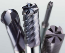 coated solid carbide end mill ø 0.2 - 25 mm | IMPACT MIRACLE series MITSUBISHI MATERIALS