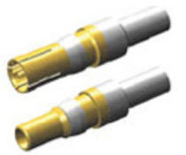coaxial connector  VPC - Virginia Panel Corporation
