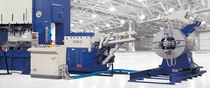 coil feeding line for presses  Chicago Slitter