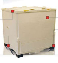 collapsible intermediate bulk container (IBC) max. 315 gal | Caliber® Buckhorn