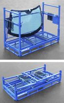 collapsible pallet-box for automotive part  FEIL
