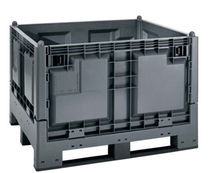 collapsible plastic crate 1200 x 1000 x 847 mm | Cargo Fold 700 INTERBOX