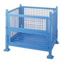 collapsible wire mesh container max. 800 kg | P/PS series SABE