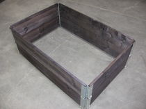 collapsible wooden pallet-box  AS ILMRE
