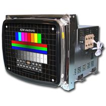 "color CRT monitor for light pen 14"" -  21"", 15 - 40 kHz ADM electronic GmbH"
