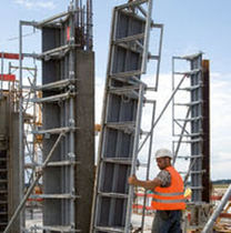 column formwork 120 kN/m&sup2; HARSCO Infrastructure