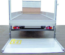 column tail lift for truck 500 - 1 500 kg | F3 CO series ANTEO
