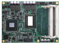 COM Express computer-on-module Intel Core i5/i7, max. 2.5 GHz, max. 16 GB | CEM860 AXIOMTEK
