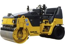 combination roller 2 640 kg ( 5 820 lbs ) | TW352-1 SAKAI HEAVY INDUSTRIES
