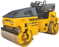 combination roller max. 2 750 kg ( 6 060 lbs ) | TW320-1/330-1 SAKAI HEAVY INDUSTRIES