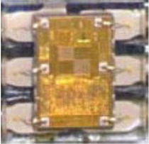 combined ambient light sensor and proximity sensor integrated circuit TSL2771 TAOS