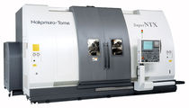 combined CNC turning and machining center max. ø 390 x 1 100 mm | Super NTX Nakamura-Tome