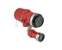 combined flame detector and video camera for fire safety applications xWatch® Detector Electronics Corp. (Det-Tronics)