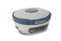 combined GPS plus GLONASS receiver for surveying IP67 | GRX1 SOKKIA