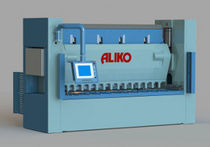 combined guillotine shears, press brake 200 t, 12 mm | ALIKO Aliko