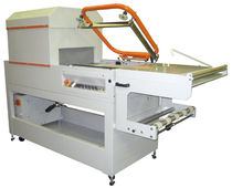 combined L-sealer with shrink tunnel DEM-4 Clamco