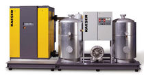 combined refrigeration and desiccant compressed air dryer 700 - 5 300 scfm | DT series Kaeser Compressors