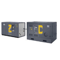 combined screw compressor and reciprocating booster (stationary) 220 - 1141 l/s, max. 40 bar | ZD  Atlas Copco Compressors