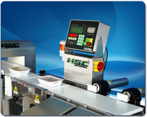 combined solution : metal detector and checkweigher Serie CM | HSC350 series NEMESIS