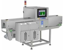 combined solution: X-ray inspection device and checkweigher  Loma Systems