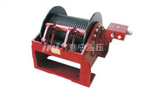 compact cable winch max. 75 t INI HYDRAULIC CO.,LTD