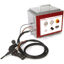 compact dry ice blasting machine 0.3 - 2 m&sup3;/min | SJ-10 CryoSnow GmbH