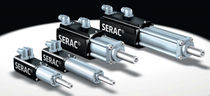 compact electric cylinder max. 12 kN, max. 320 mm/s, max. 150 mm | SERAC&reg; XH Ortlieb Pr&auml;zisions-