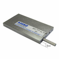 compact electric linear actuator 8 mm, 5 N | LCA8 series SMAC Moving Coil Actuators