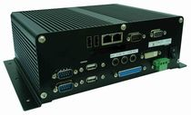 compact fanless industrial PC Intel Atom D525, 1.8 GHz, max. 4 GB | KDATOM5-2G Kingdy Technology Inc