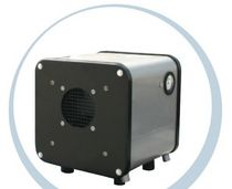 compact filter fume extractor 400 m³/h | AIR 400 Ecode