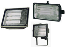 compact fluorescent tube floodlight  CANVIBLOC