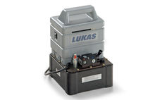 compact hydraulic power unit 700 bar | PO4 LUKAS Hydraulik