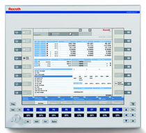 compact industrial panel PC IndraControl VPP Bosch Rexroth - Electric Drives and Controls