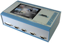 "compact industrial panel PC 6.3 / 6.5"", XGA - VGA 