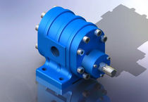"compact lubrication gear pump 1 - 2.5 m³/h, 30 bar | YMD - 1"" series Yildiz Pompa ve Mak. San. Tic. Ltd. Sti."