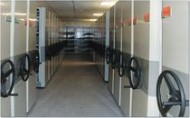 compact mobile shelving M3000 Mefu Industries Sdn Bhd