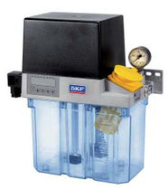 compact pump unit for centralized lubrication system MKU series SKF Lubrication Systems Germany AG