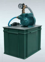 compact pump unit for centralized lubrication system GMPB CMME désintégr'arc