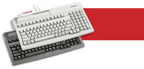 compact rugged industrial keyboard AP POS G81-7000 series CHERRY