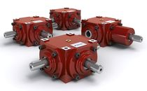 compact spiral bevel gear reducer 300 Nm | N series Power Jacks