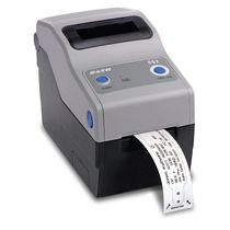 compact thermal transfer label printer 4 ips, 203 - 305 dpi | CG2 series SATO Europe