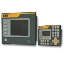 compact touch screen HMI terminal TS8000 series Parker SSD Drives Division