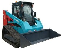 compact track loader 4 360 - 4 560 kg | SWTL series SUNWARD INTELLIGENT EQUIPMENT CO.,LTD.
