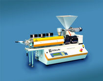compact twin screw laboratory extruder 24 D - 18 D | ZK 25 T DR. COLLIN