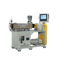 compact twin screw laboratory extruder ø 26 mm | TEM-26SS Toshiba Machine