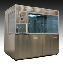 compact ultrasonic cleaning machine PLURITANK NOVATEC srl - Surface Finishing Technology