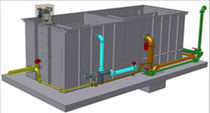 compact wastewater treatment plant Trident HS Siemens Water Technologies